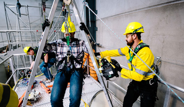 Confined Space Skill Set
