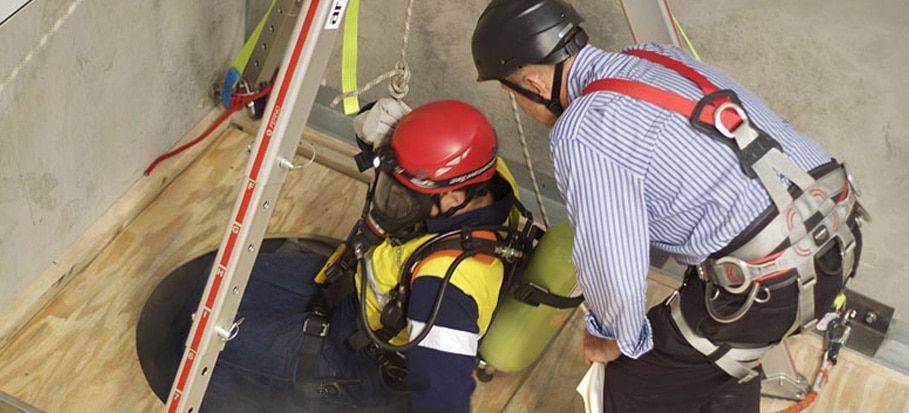 Confined Space Entry Sunshine Coast