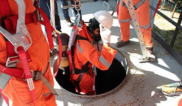 Vertical & Confined Space Rescue Program