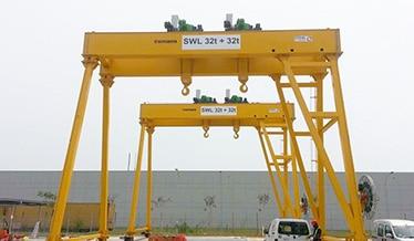 Gantry Cranes Training
